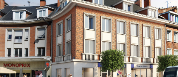 Programme immobilier Urban Life à Valenciennes : optez pour le déficit foncier en coeur de ville