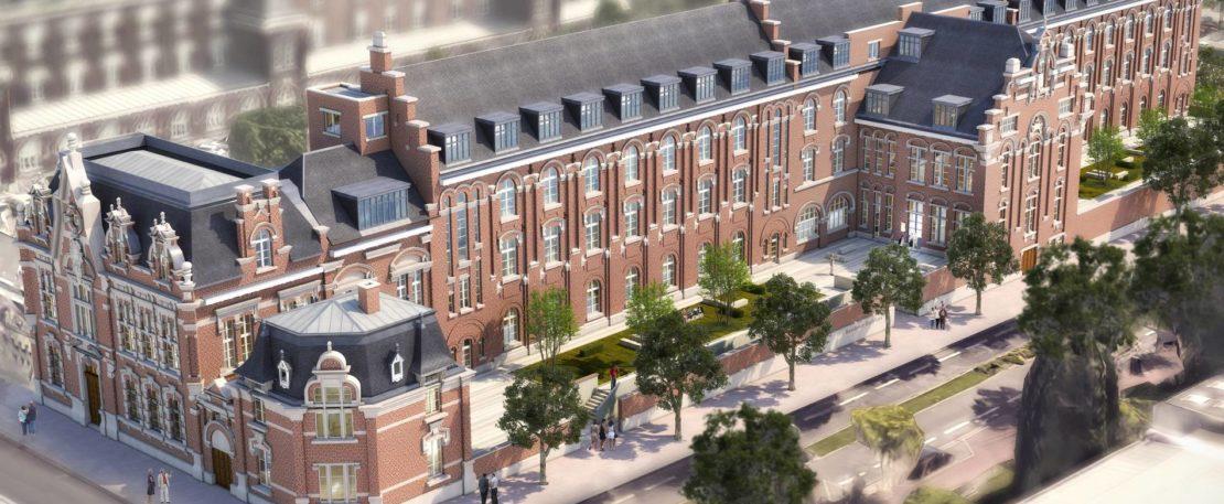 Résidence Barbieux : investissez dans un programme monuments historiques à Roubaix