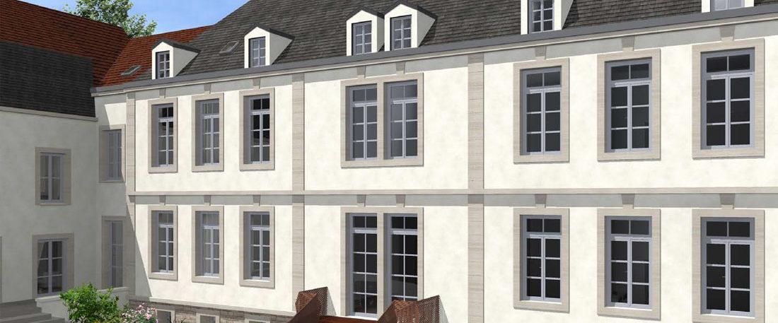 Hôtel Darcy : une opportunité d'investissement Malraux à Dijon