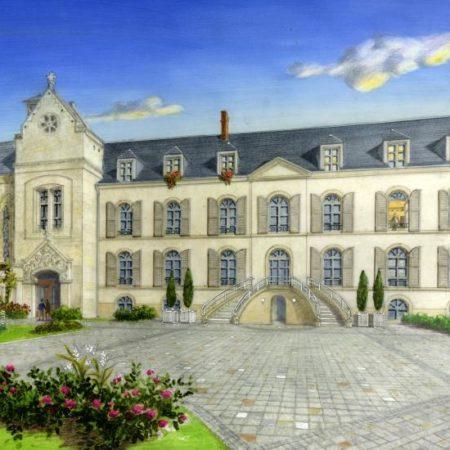 Résidence Saint-Joseph à Senlis : une opportunité (rare) d'investissement Malraux