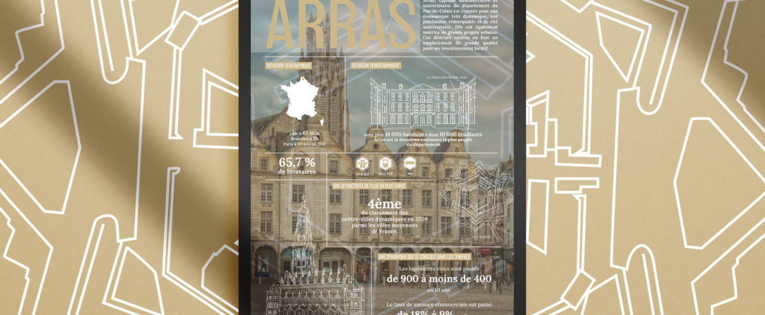 Pourquoi investir à Arras ?