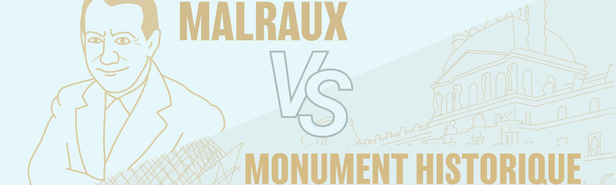 Défiscalisation : quelles différences entre Malraux et Monuments Historiques ?
