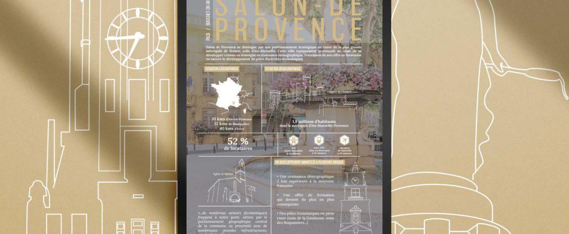 Pourquoi investir dans l'immobilier à Salon de Provence