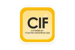 CIF : Conseillers en Investissement Financiers