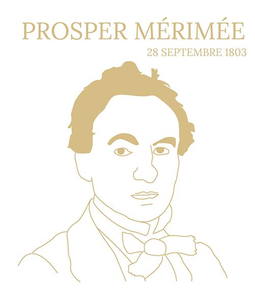 Prosper Mérimée et les monuments historiques